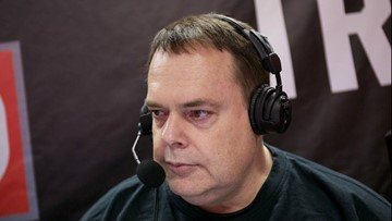 Brian Wheeler, radio voice for the Portland Trail Blazers, will not return next season