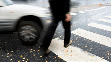 These are Portland's 20 most dangerous intersections for pedestrians