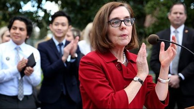 Gov. Brown, Rosenblum sue Trump over immigration policy enforcement