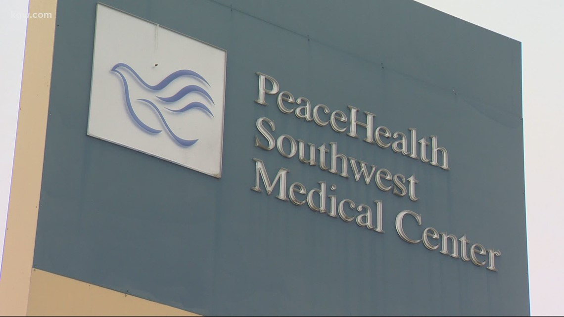 PeaceHealth investigating 14 COVID exposure cases, testing for Delta variant