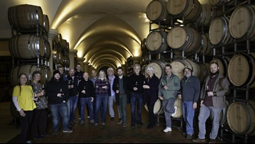 Smoky Grapes? Oregon winemakers, grape growers team up to release Solidarity Wines