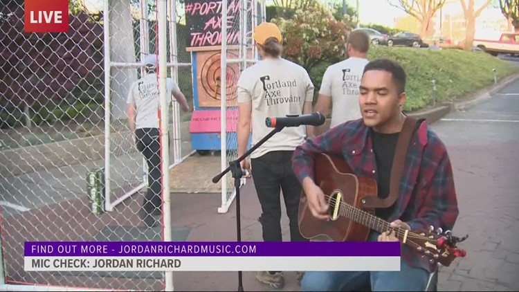 Mic Check: Jordan Richard