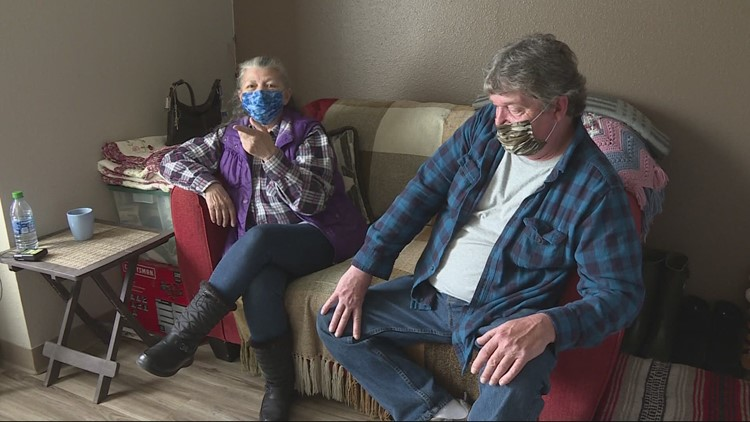 Family affected by Oregon wildfire still in hotel