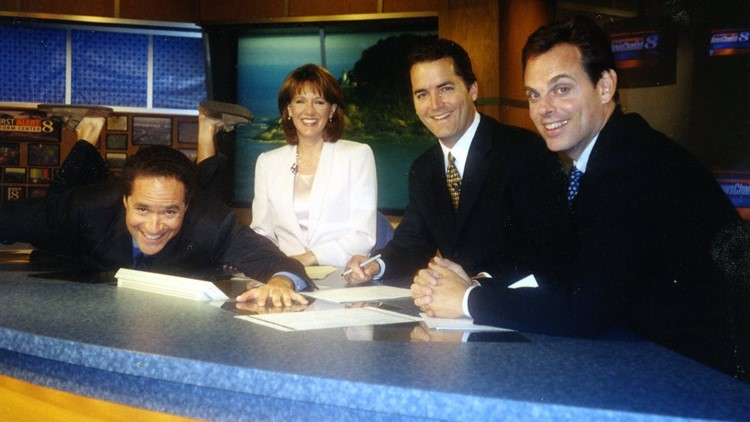 Watch: Joe Donlon says goodbye to KGW