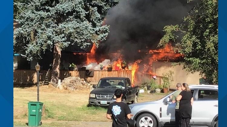 Beaverton fire