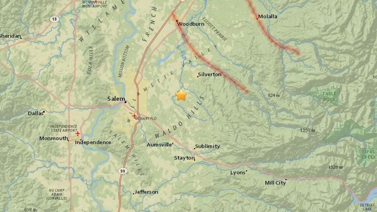 Earthquake near Salem and SilvertonQuake_1523765025339.JPG