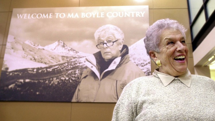Watch: A celebration of the life of Gert Boyle