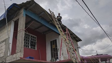 Hillsboro church helps in Puerto Rico
