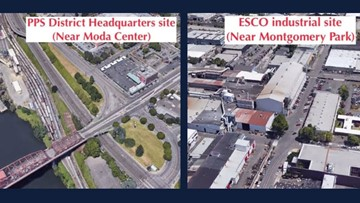 Portland Diamond Project pulls offer for PPS site near Moda Center