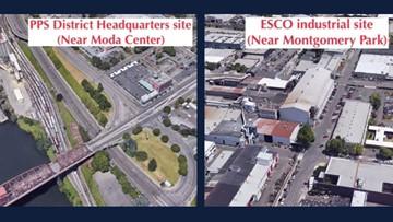 Portland Diamond Project pulls offer for PPS site near Moda Center