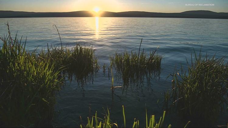 The water crisis facing the Kalamath basin
