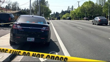 Suicidal man shot by police after firing at officers during Beaverton standoff, police say