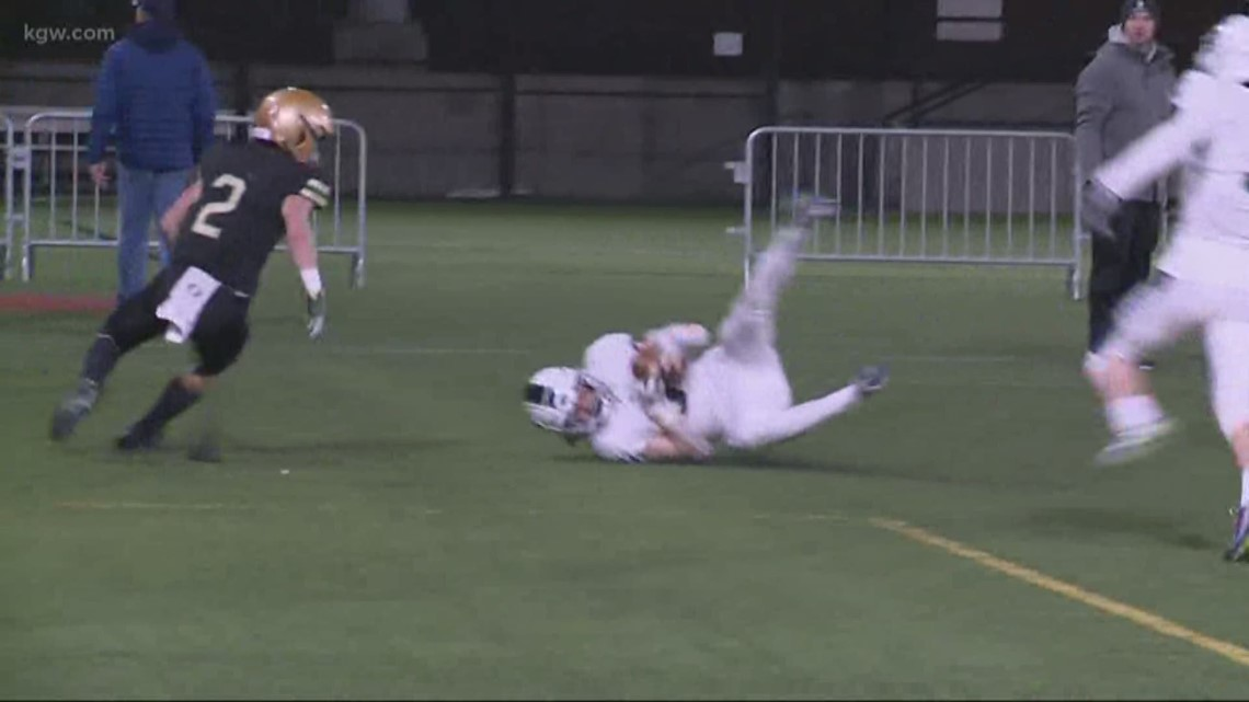 Lake Oswego football play featured on SportsCenter's Top 10