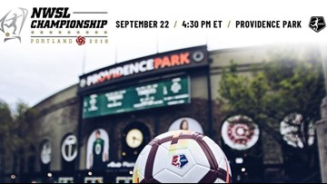 Portland to host 2018 NWSL championship game
