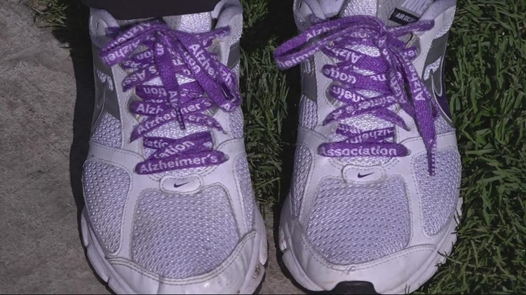Portland Walk to End Alzheimer's is personal for participants