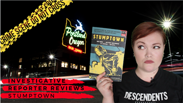 Portland-based comic 'Stumptown' to become ABC show, so a non-Portlander reviewed the book