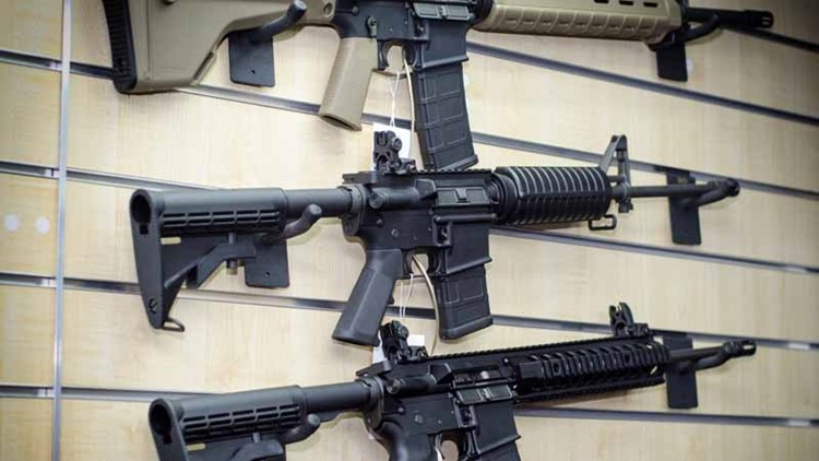 Eight Oregon counties approve measure to boost gun rights