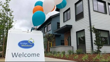 'New Meadows' offers affordable housing to teens aging out of foster care