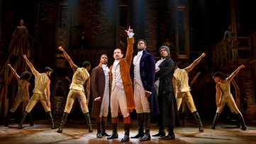 'Hamilton' returning to Portland as part of 2020-21 Broadway lineup