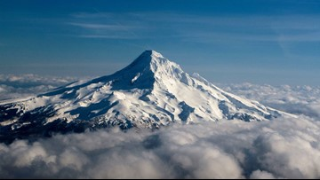 Four volcanoes in Oregon rated 'very high threat'