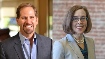 Oregon governor race most expensive yet