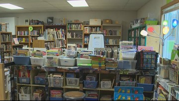 The Clackamas Bookshelf nears milestone