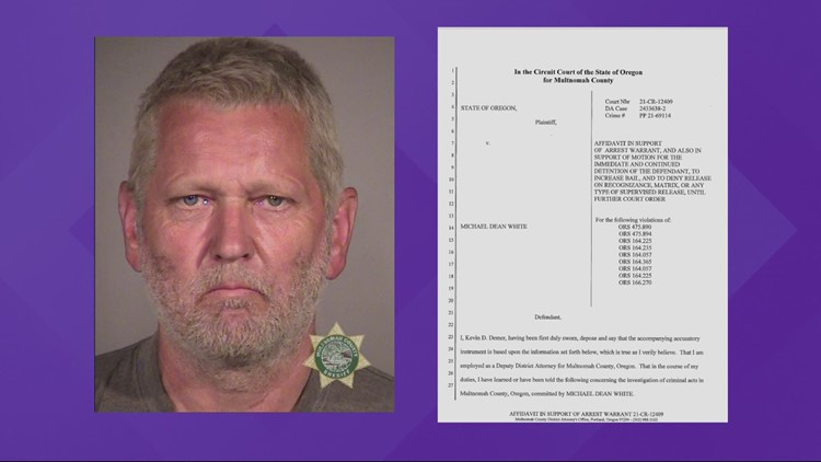 Man suspected of causing millions in damage by stealing metal from Portland businesses