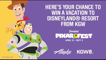 KGW's Disneyland® Resort Word of the Day Sweepstakes