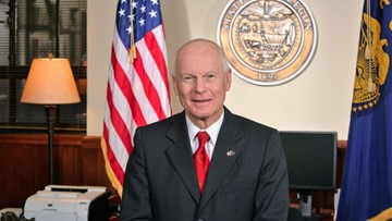 Dennis Richardson gives update on cancerous brain tumor, despite speech difficulties