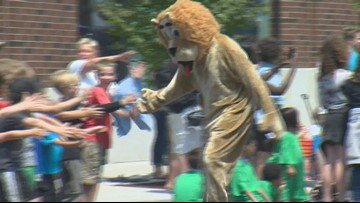 Photos and video: Portland Rose Festival Junior Parade