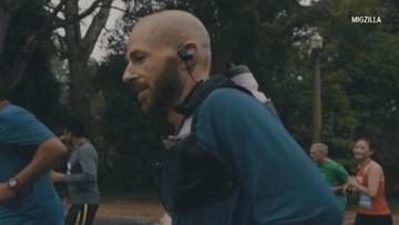 Portland man runs 7 marathons in 7 days
