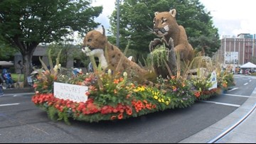 Volunteers needed to help decorate Grand Floral Parade floats
