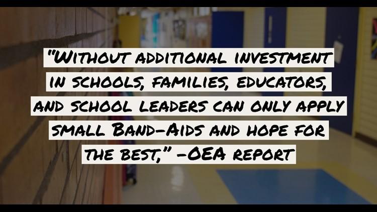 OAE report 1