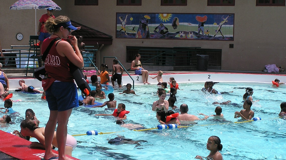 Portland 39 s outdoor public pools now open for Public swimming pools portland or