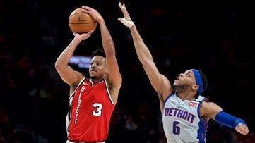 NBA power rankings: CJ McCollum does a pretty good Damian Lillard impersonation
