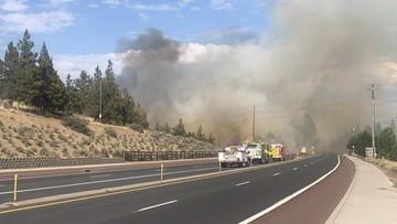 Two men accused of lighting illegal firework that started Pilot Butte fire in Bend