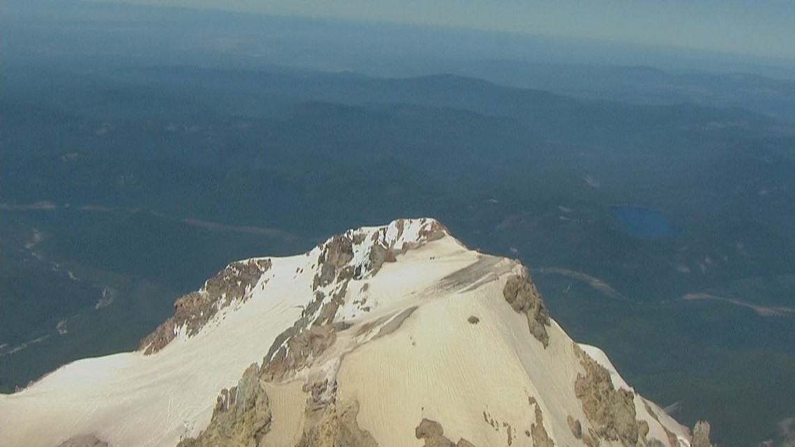 climber who planned to end his life airlifted from mount hood summit