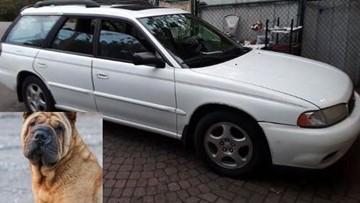 Car with dog inside stolen from Wood Village Walmart parking lot