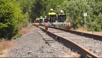 Grant's Getaways: Oregon Coast Railriders