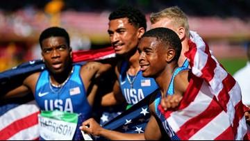 Benson High sprinter wins gold at U20 world championships