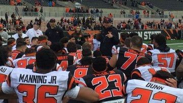 Oregon State lands 15 prospects during early signing period
