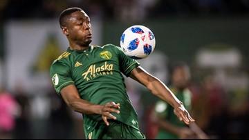 Timbers trade Fanendo Adi to FC Cincinnati