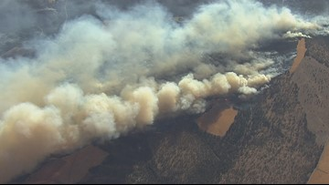Forecast calls for busy wildfire season on West Coast