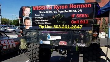 Hundreds gather at Kyron's Car Show to support search for Kyron Horman