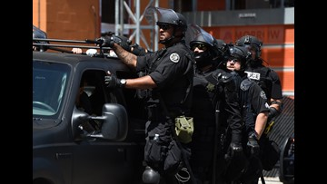ACLU, other groups say Portland police targeted counter