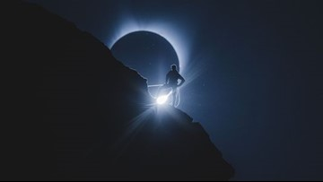 Salem photographer's iconic eclipse photo to be showcased on astronomy textbook
