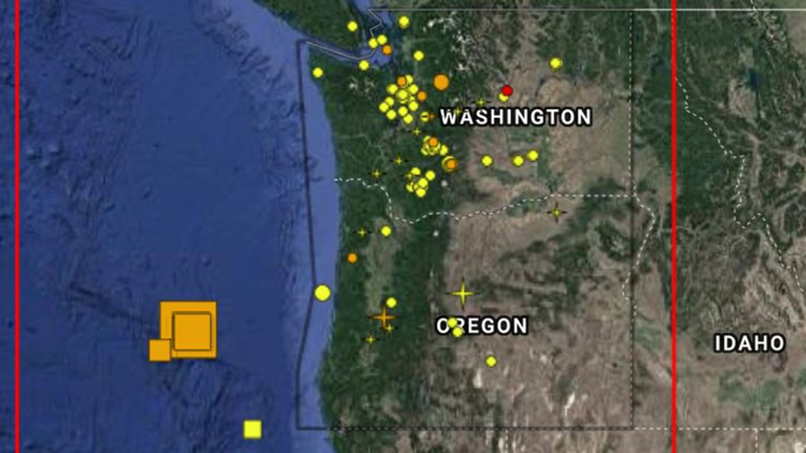 New earthquake research shows where Northwest 'Big One' could strike