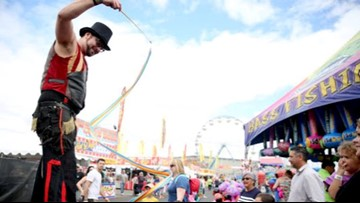 10 things to do, eat and ride at the Oregon State Fair
