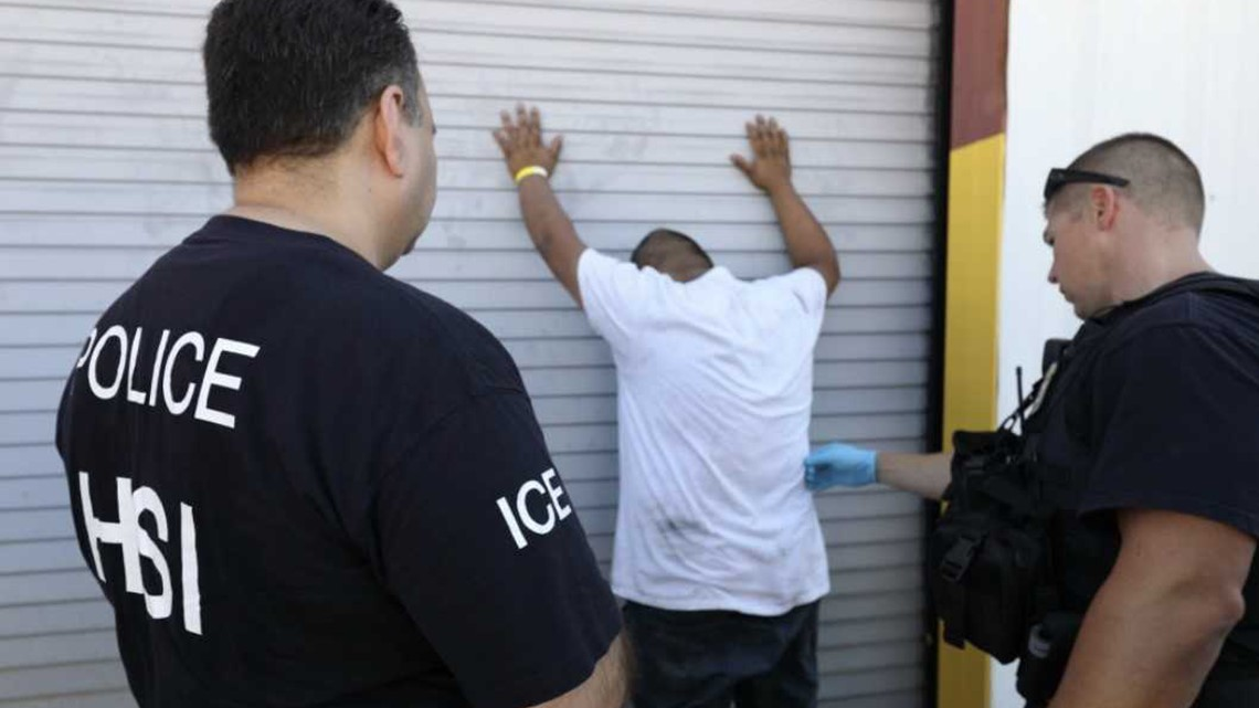 Feds detain 160 undocumented workers after surprise raid at North Texas company