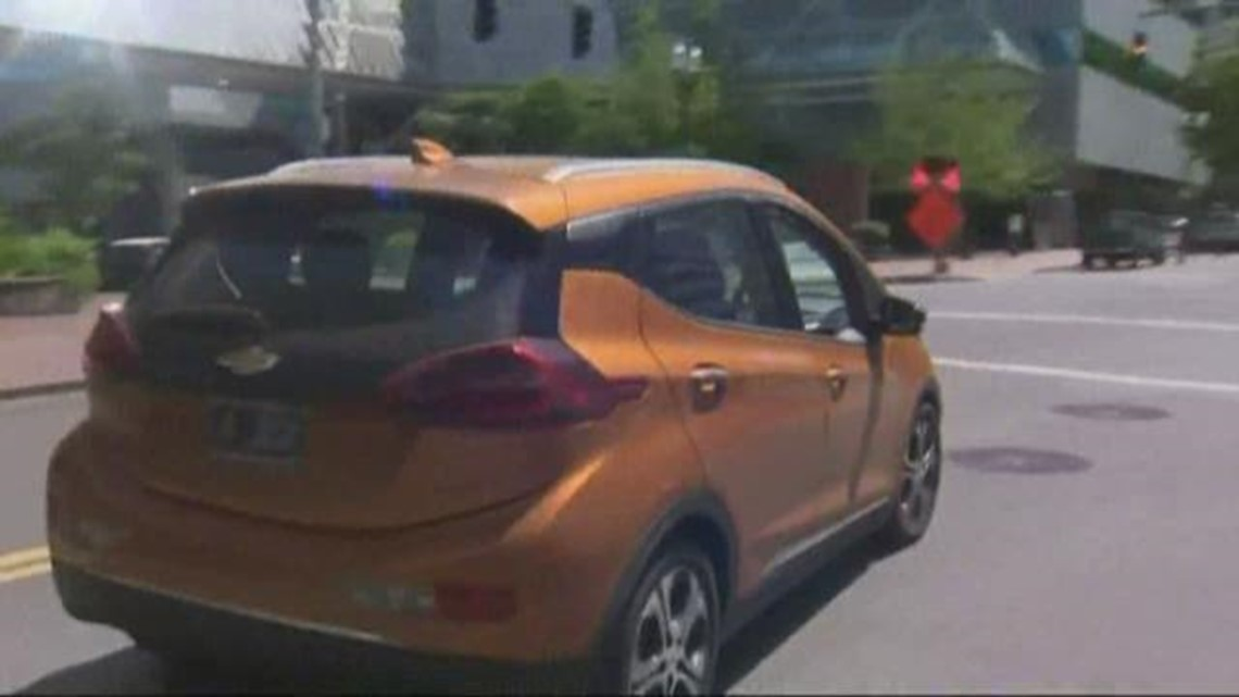 Oregonians Can Save Up To 12 500 On A Purchase Of New Electric Vehicle Kgw